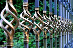 Umelecké kovanie na plot