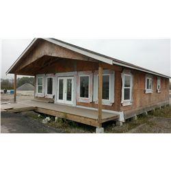 Rozostavaný bungalov