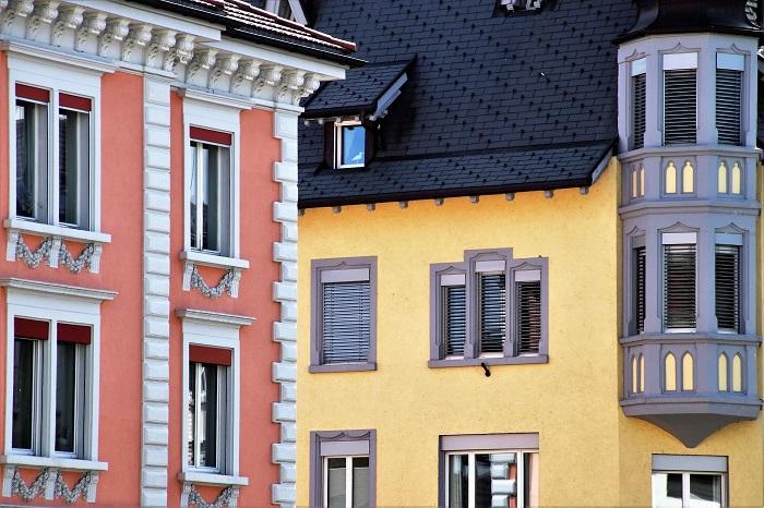 Strešné okno v minulosti